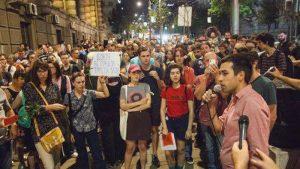 Dobrica Veselinović: Kriv sam što sam organizovao protest zbog pogibije radnika