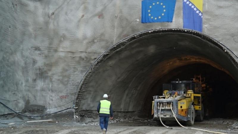 Dodatna bespovratna sredstva iz EU za autoput u BiH