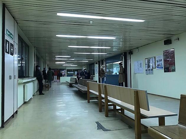 Dodatne medicinske ekipe u Kovid centru na Novom naselju