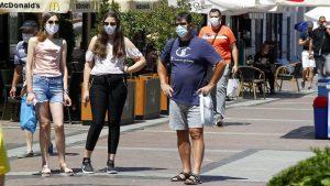 Dodatne mere Vlade: U prodavnicama osobe za kontrolu maski