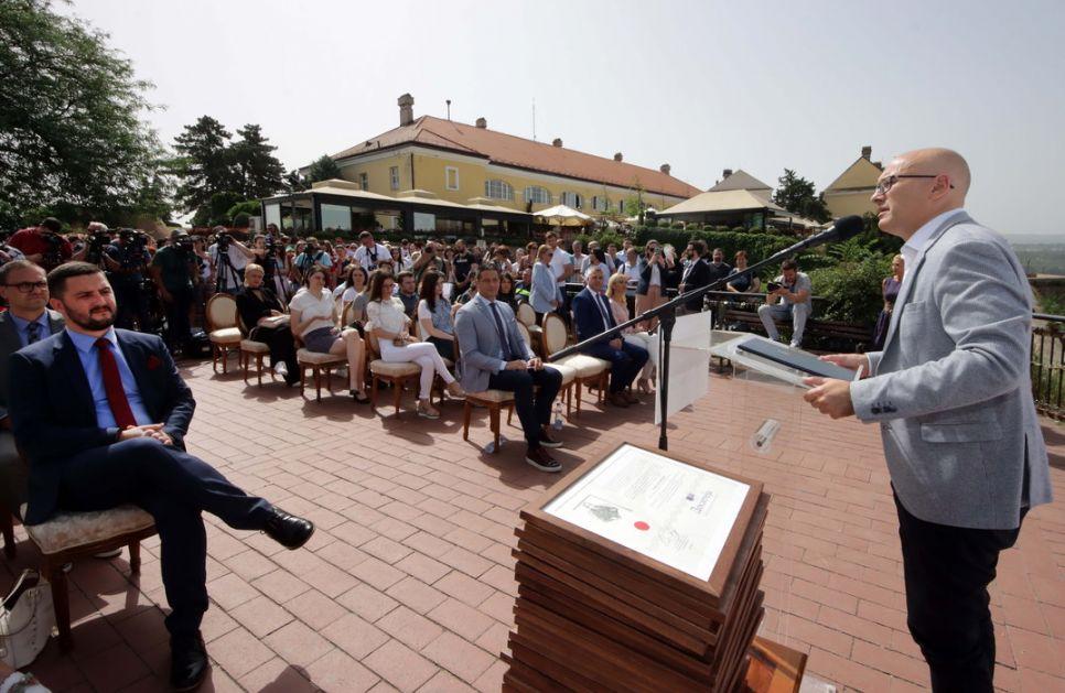 Dodeljene stipendije najboljim studentima u Novom Sadu