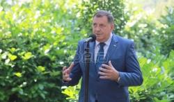 Dodik: BiH je nemoguća država, potreban miran razlaz