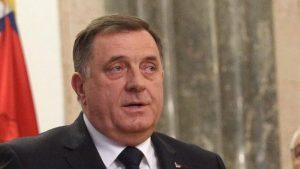 Dodik: BiH nema saglasnost za put u NATO