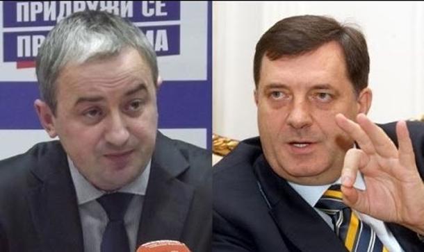 Dodik-Borenović: Od uvreda do atentata, i meta na čelu