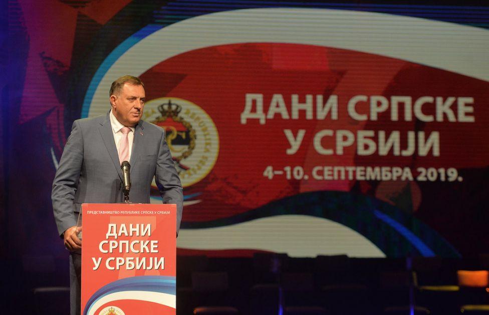 Dodik: Deklaracija SDA ugrožava stabilnost u regionu