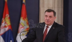Dodik: Genocid nad Srbima je zvanična politika hrvatske države