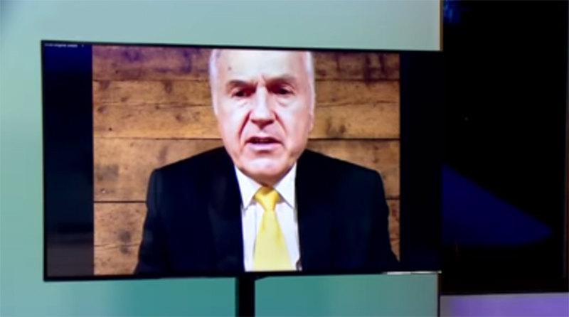 Dodik: Incko upokojen politički i moralno
