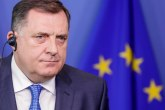 Dodik: Informisaću Lavrova o problemu formiranja vlasti u BiH