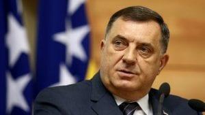 Dodik: Izjava Grabar Kitarović najcrnja revizija istorije, svi znaju šta je bila NDH