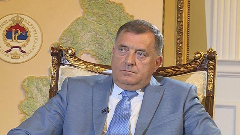 Dodik: Izjava Grabar Kitarović najcrnja revizija istorije