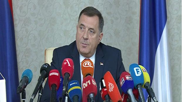 Dodik: Jedini remetilački faktor za formiranje vlasti na nivou BiH je SDA