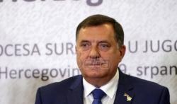 Dodik: Lažne tvrdnje SDA, nismo potpisali nikakav sporazum o ANP