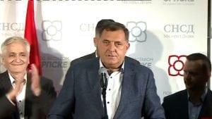 Dodik: Moja politika je mir