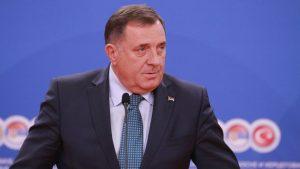 Dodik: Neumesno da Komšić komentariše situaciju u Srbiji u vezi s Kosovom