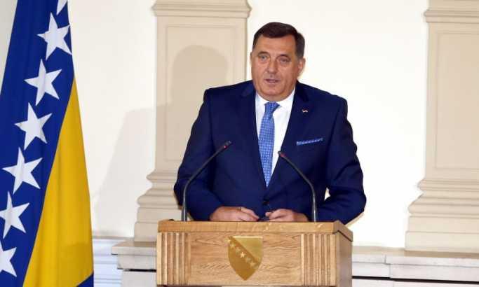 Dodik: Niko ne zna šta će biti sa BiH