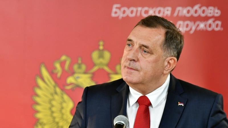 Dodik: Novi visoki predstavnik nepoželjan u Republici Srpskoj