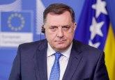 Dodik: Ostavka Haradinaja liči na farsu