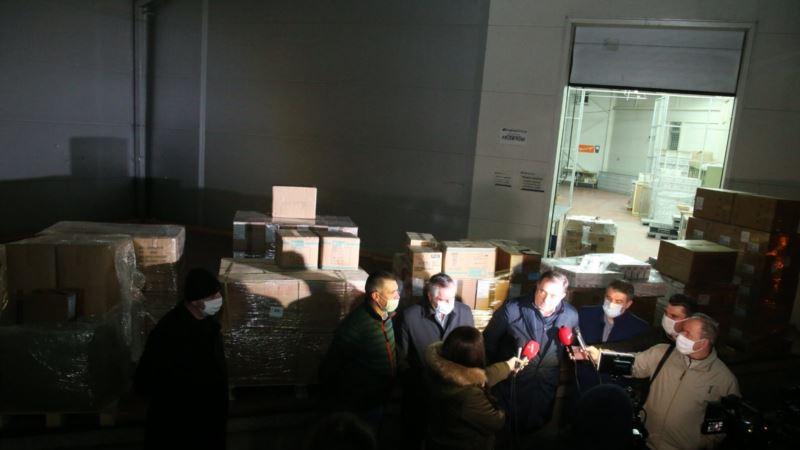 Dodik: Pomoć koja je stigla u RS iz Srbije i Kine