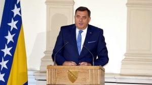 Dodik: Poseta Đukanovića štetna za RS