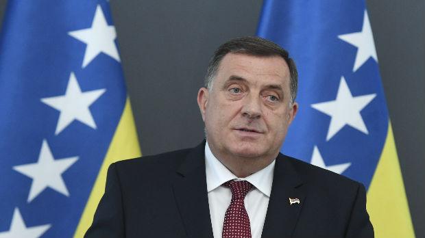 Dodik: Ni Evropa više nije uverena u priču o genocidu