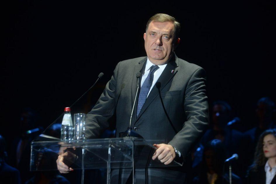 Dodik: Prihvatiti Srpsku sa svim njenim pravima ili neće biti BiH