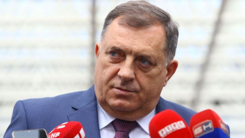 Dodik: RS nije kriva zbog nedobivanja pomoći od Evropske komisije