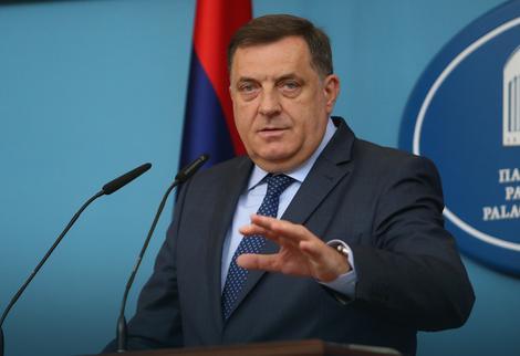 Dodik: Ratnohuškačku retoriku Salkić može da koristi u Sarajevu, u Srpskoj više neće