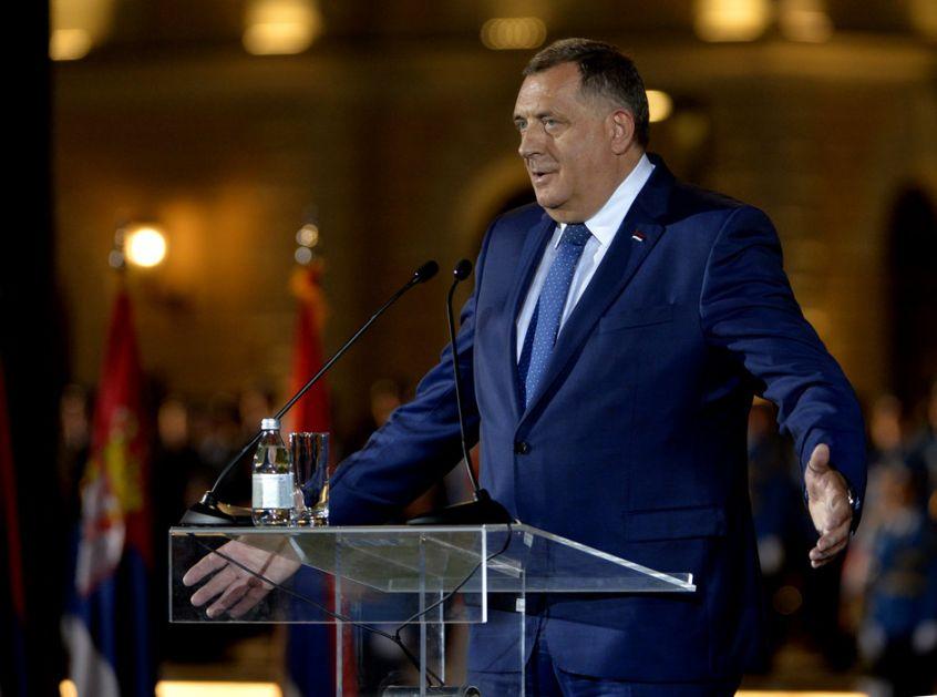 Dodik: Situacija na Kosovu i Metohiji podvala međunarodne zajednice