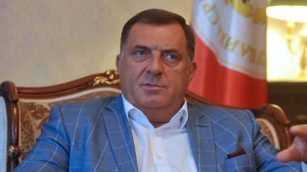Dodik: Sramni pokušaji prekrajanja istorije o Jasenovcu