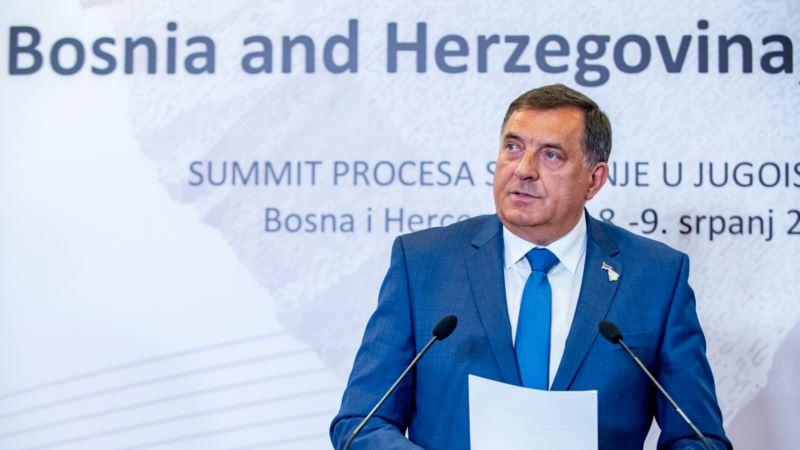 Dodik: U Srebrenici nije počinjen genocid, to je mit poput kosovskog