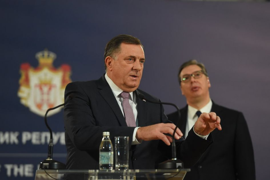Dodik: Važna pomoć Srbije, poruka zajedništva još važnija