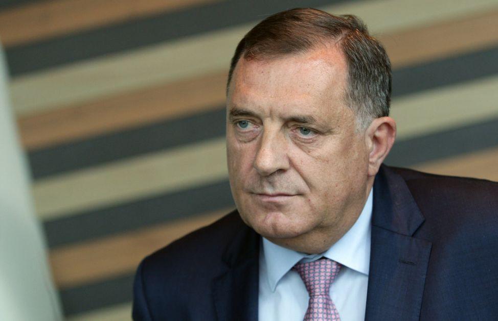 Dodik: Vojna neutralnost najbolja opcija za sve u BiH