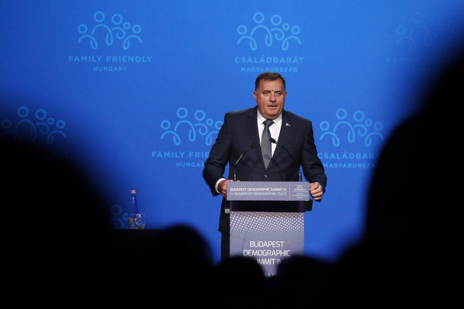 Dodik:Izvorni Dejton ili za šest meseci nezavisnost Republike Srpske