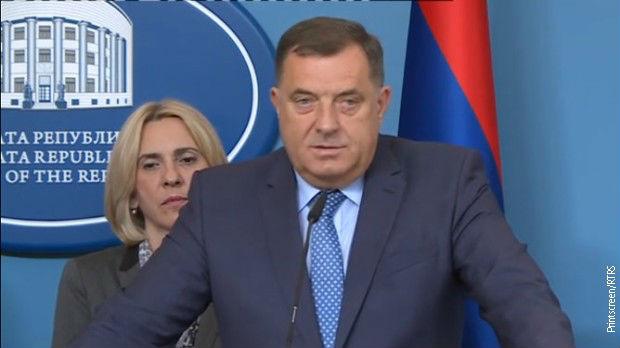 Dodik: Zalagaću se za ukidanje OHR-a