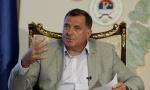 Dodik glasao protiv dolaska Đukanovića u posetu BiH
