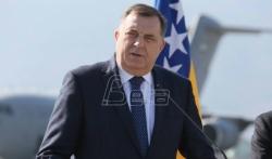 Dodik i ostali predstavnici RS ne idu na prijem o stupanju Šmita na dužnost