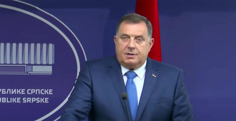 Dodik najavio: Republika Srpska će ponovo imati svoju vojsku