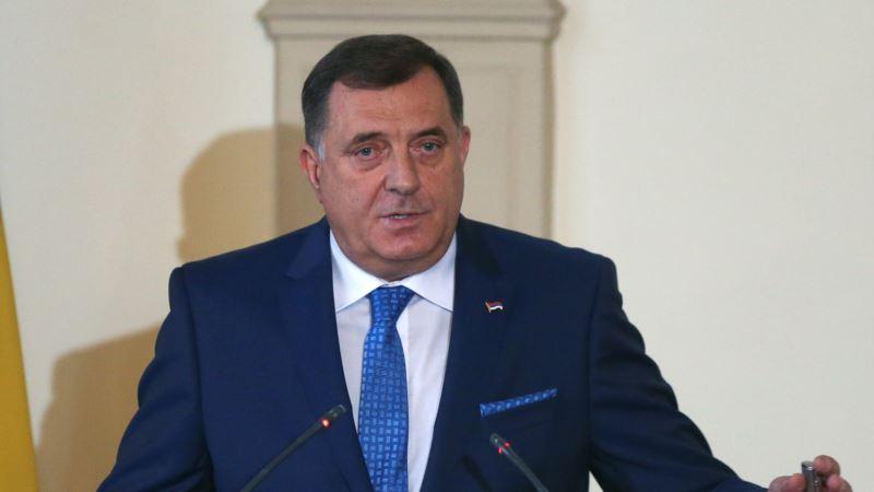 Dodik o predmetu Tegeltija: To je progon srpskih kadrova