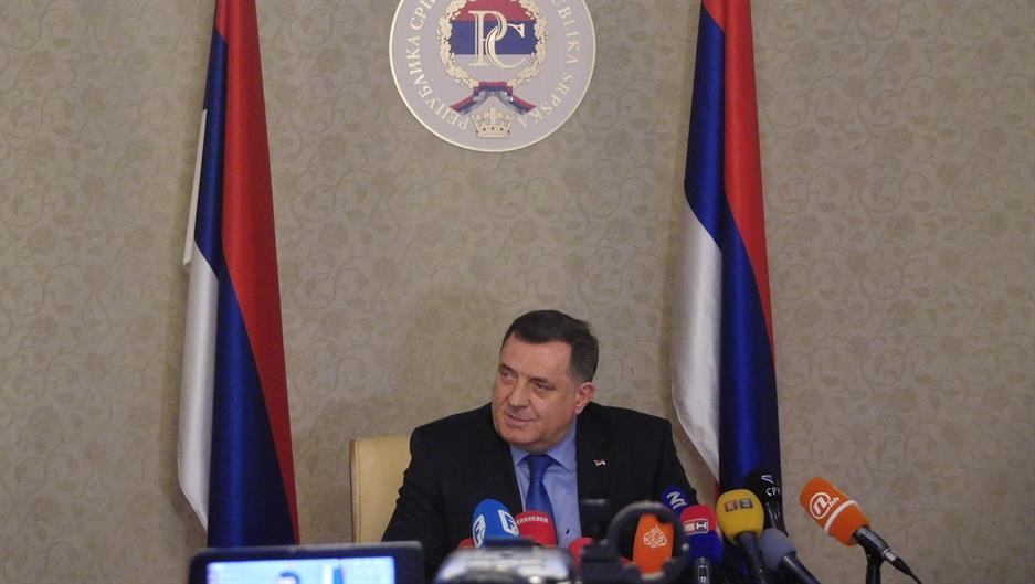 Dodik odbio da primi nemačku ambasadorku