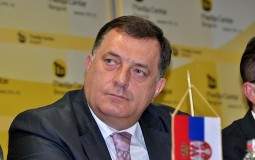 Dodik podržao Čovićev zahtev za promenu Izbornog zakona BiH
