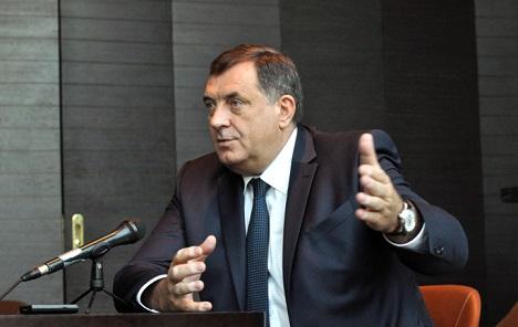 Dodik podržava izmjene Izbornog zakona koje bi onemogućile preglasavanje Hrvata
