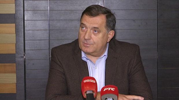 Dodik za RTS: Usvojeni dokument ne prejudicira članstvo u NATO-u