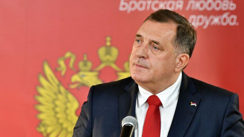 Dodik zatražio od Izetbegovića da se izvini Srbima
