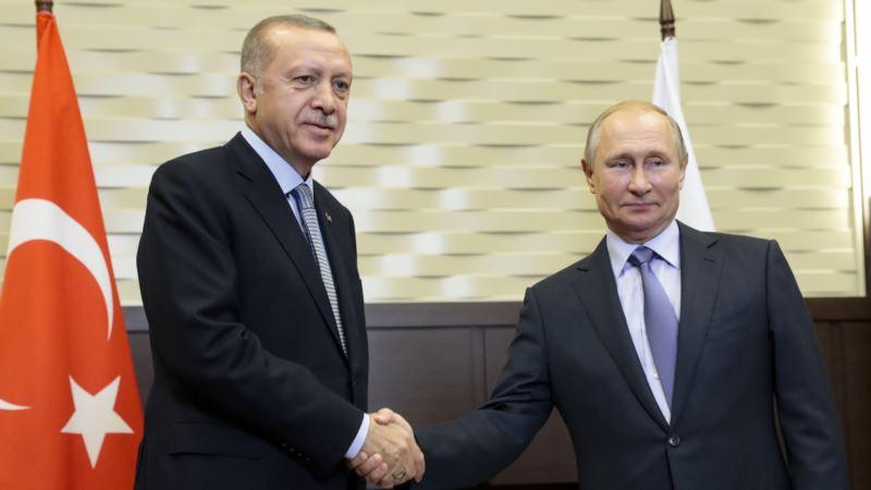 Dogovor Putina i Erdogana menja dinamiku odnosa snaga u Siriji