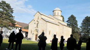 Dogovor lokalnih vlasti na Kosovu i manastira Dečani oko izgradnje puta