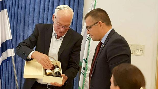 Dogovorena izrada sporazuma o slobodnoj trgovini sa Izraelom