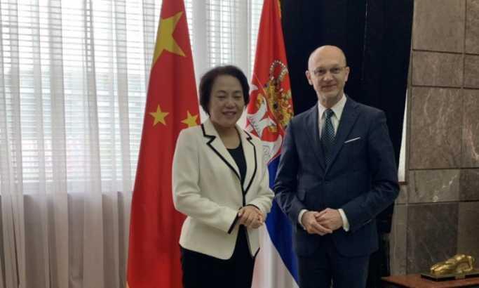 Dogovorena saradnja Srbije i Kine u oblasti zaštite životne sredine