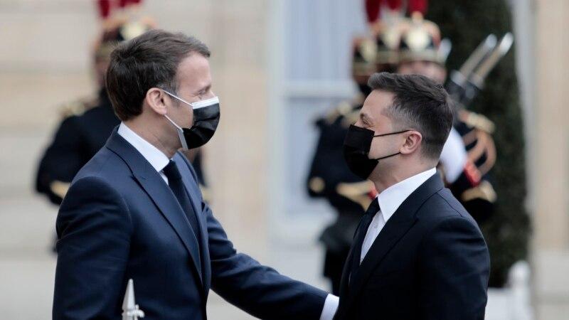 Dogovori za samit lidera između Ukrajine, Francuske, Njemačke i Rusije