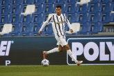 Dok igrači treniraju, Ronaldo se vozika po Maranelu