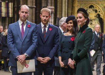 Dokaz da je razlaz između prinčeva Vilijama i Harija je definitivan